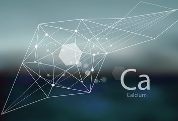 Calcium. A series of trace elements.