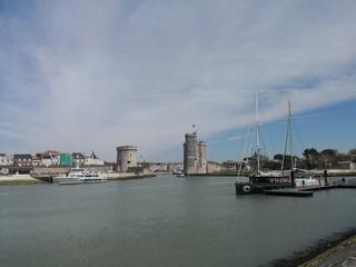 La Rochelle, France summer  2019