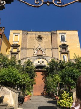 Napoli - Chiesa San Giovanni a Carbonara