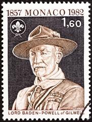 Lord Baden-Powell (Monaco 1982)