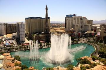 Papiers peints Las Vegas Bellagio fountain