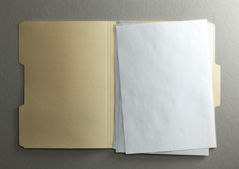 file folder - fototapety na wymiar