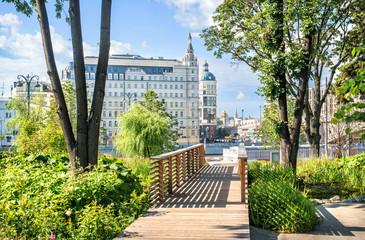 Гостиница Балчуг в Москве Hotel Baltschug in Moscow Fototapete