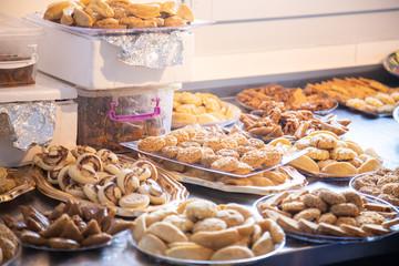 Photo sur Toile Buffet, Bar Close-up d'un plat du maroc