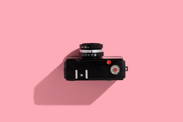 retro camera film