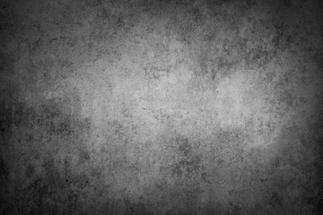 Wall Mural - Textured black background
