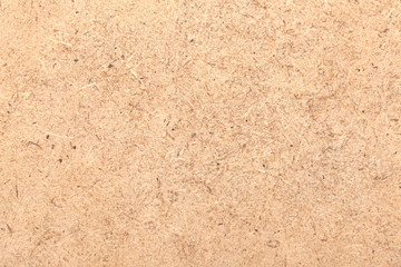 Texture of recycled paper, closeup