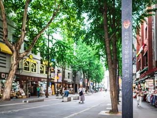 Photo sur Plexiglas Seoul ソウル 仁寺洞
