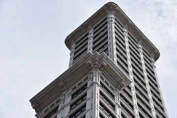 Smith Tower in Seattle, Washington