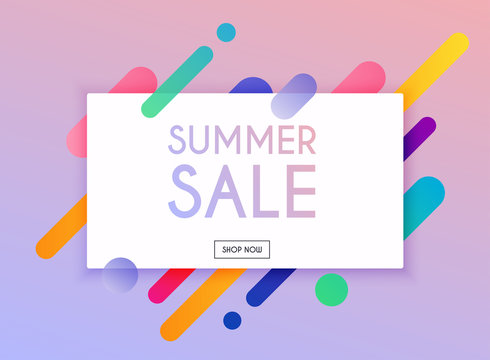 Sale website banners web template. Can be used for mobile website banners, web design, posters, email and newsletter designs.