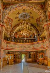Timișoara Dacia-Kirche Innenraum