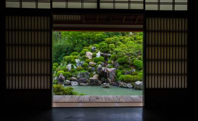 智積院の庭園 / Kyoto Chishaku-in Garde