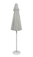 Beach umbrella - white