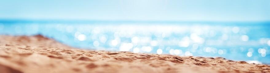 Blurred sea backgroundBlurred sea background with beautiful bokeh
