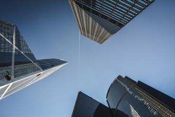 HongKong Skyscrapers Fototapete