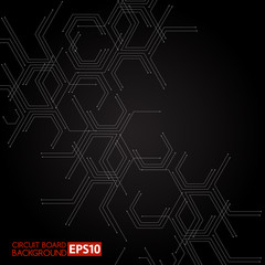 Circuit board .Abstract Background, Element for your Design.Vector
