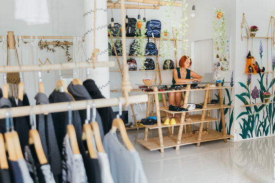 Clothing business