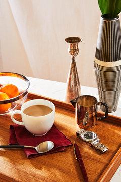 Luxury Coffee Still Life
