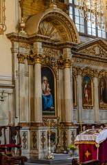 Timișoara Piața Unirii Serbisch-Orthodoxe Kathedrale Seitenaltar