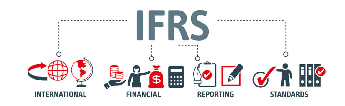 Banner IFRS International Financial Reporting Standards Regulation