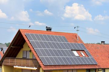 Solarstrom vom eigenen Dach
