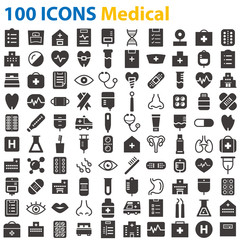 100 ICONS Medical