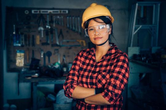 26,846 BEST Asian Construction Woman IMAGES, STOCK PHOTOS & VECTORS | Adobe  Stock