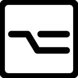 Return arrow function key in computer keyboard