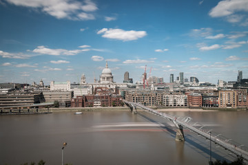 Poster Tokyo Cityscape of London, United Kingdom