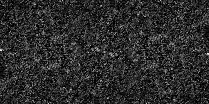 black asphalt texture. asphalt road. stone asphalt texture background black granite gravel.