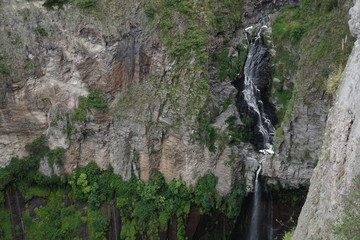 cascada Wall mural