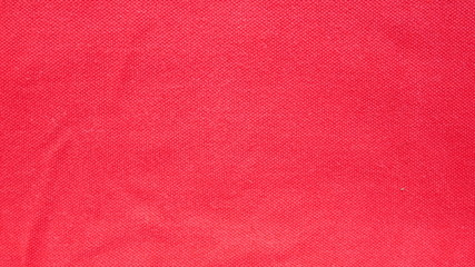 red silk satin background, red cotton shirt texture
