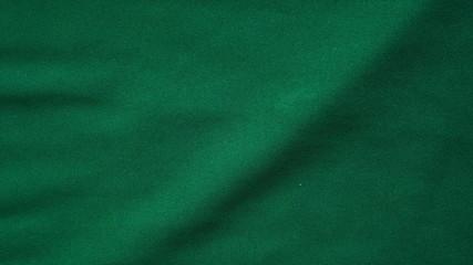 green silk fabric background, green sportswear shirt texture