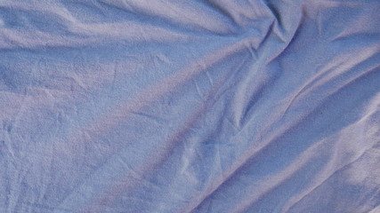 gray silk fabric background, old cotton cloth texture