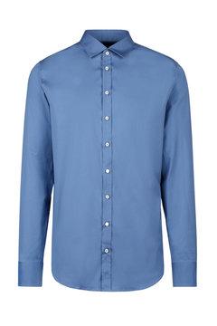 blue blank classic shirt