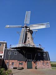 Windmill in Makkinga
