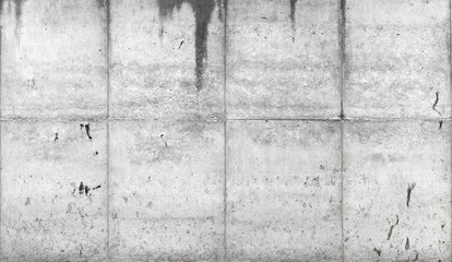 Panorama Betonwand Textur