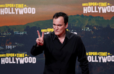 "Premiere of Quentin Tarantino's ""Once Upon A time In Hollywood"", in Berlin"