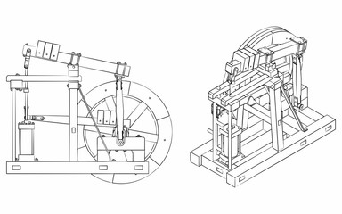 A patent diagram
