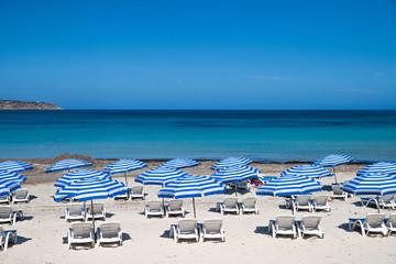 Fototapete - Malta. Maltese beach.