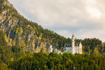 Neuschwanstein Castle Germany Bacaria fairytale castle
