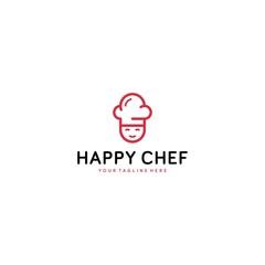 happy cheff logo