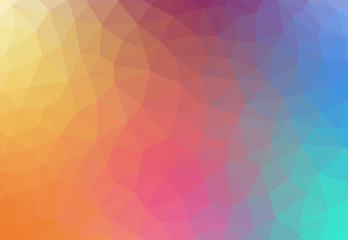 color theme vector abstract background	 Fototapete