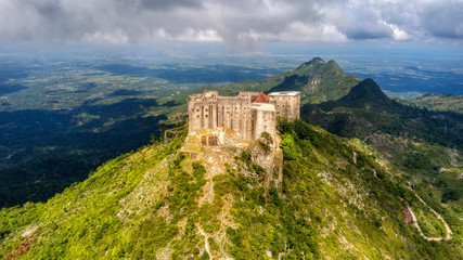 Distant View of Citadelle Laferrière