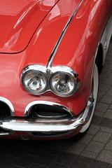 Amerikanische Sportwagen Ikone