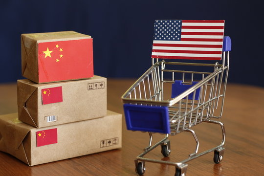 The US president announces fresh tariffs of 10% on Chinese products. United States Imports from China