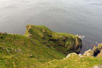 Aussicht vom Vogelfelsen Insel Runde