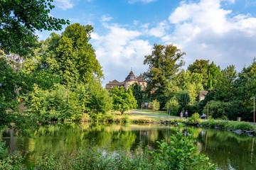 Schlosspark Laubach, Hessen