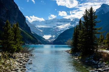 Lake Louise in Banff national park, alberta, canda