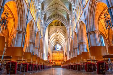 Southwark Cathedral in Lodon, UK Fototapete
